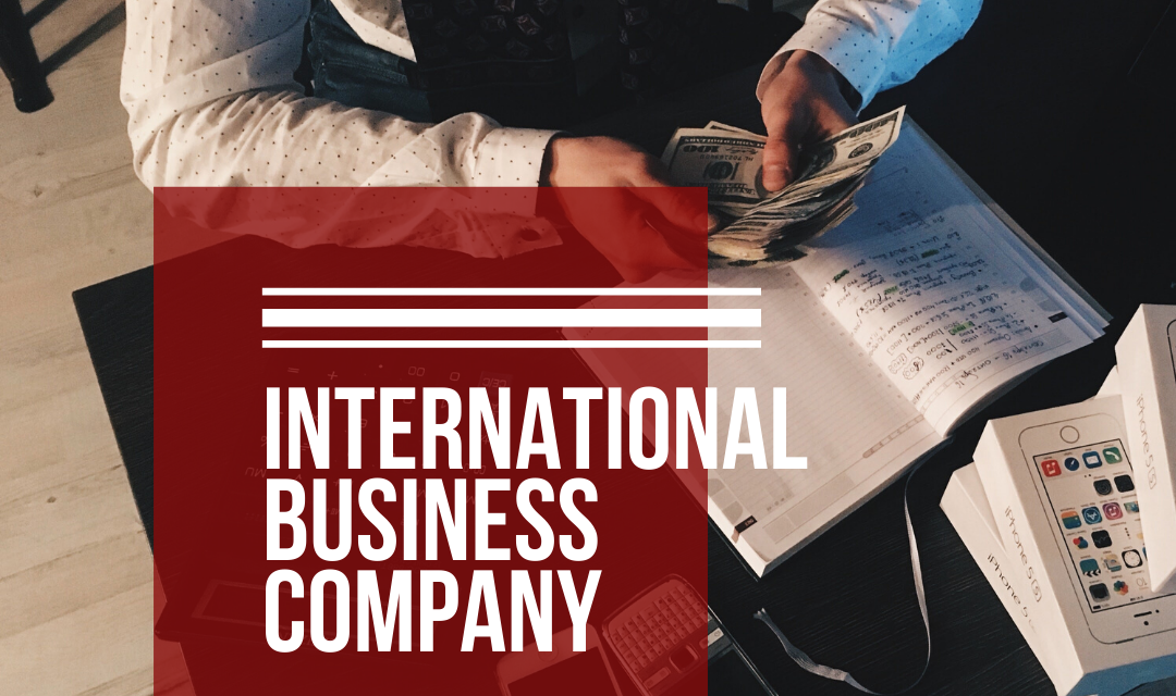 PROCEDURES FOR INTERNATIONAL COMPANY